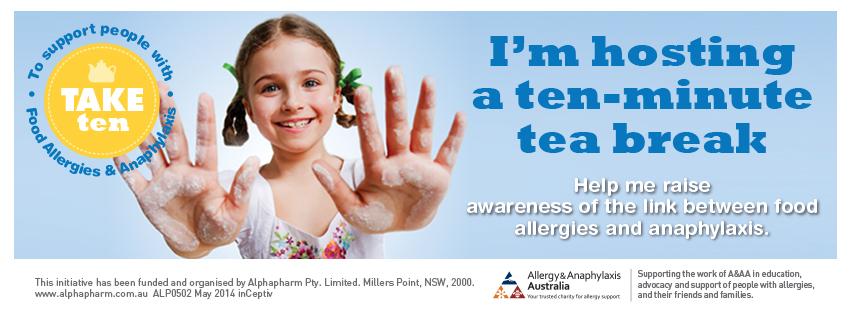 Food Allergies Week Facebook_event page image